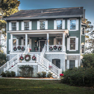 Beaufort South Carolina Homes for the Holidays Tour